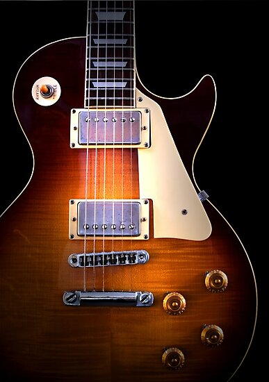 Curvaceous Guitar by Ra12