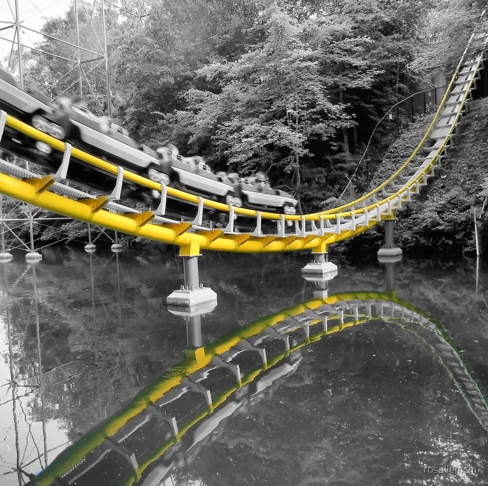 Yellow-Coaster by rosaliemcm