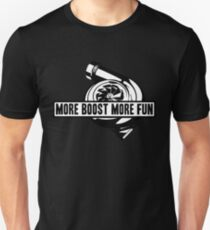 More boost Unisex T-Shirt