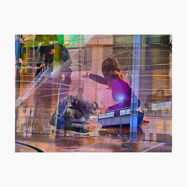 ineffectuate justice Photographic Print