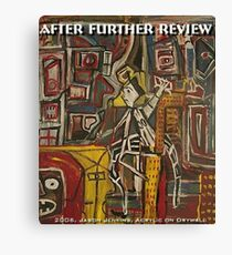 AFTER FURTHER REVIEW Canvas Print