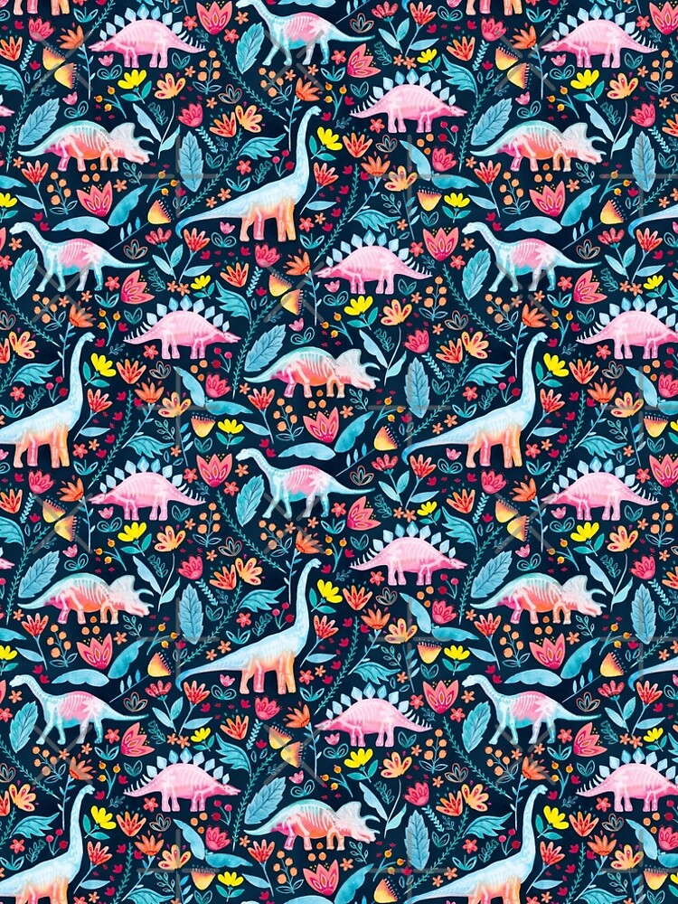 Dinosaur Delight by Gingerlique