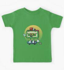 Kassetten-Liebe Kinder T-Shirt