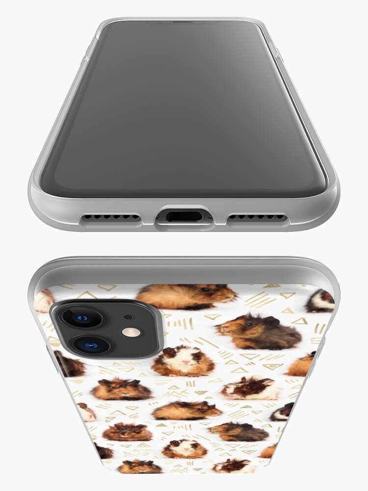 Alternate view of The Essential Guinea Pig iPhone Case & Cover
