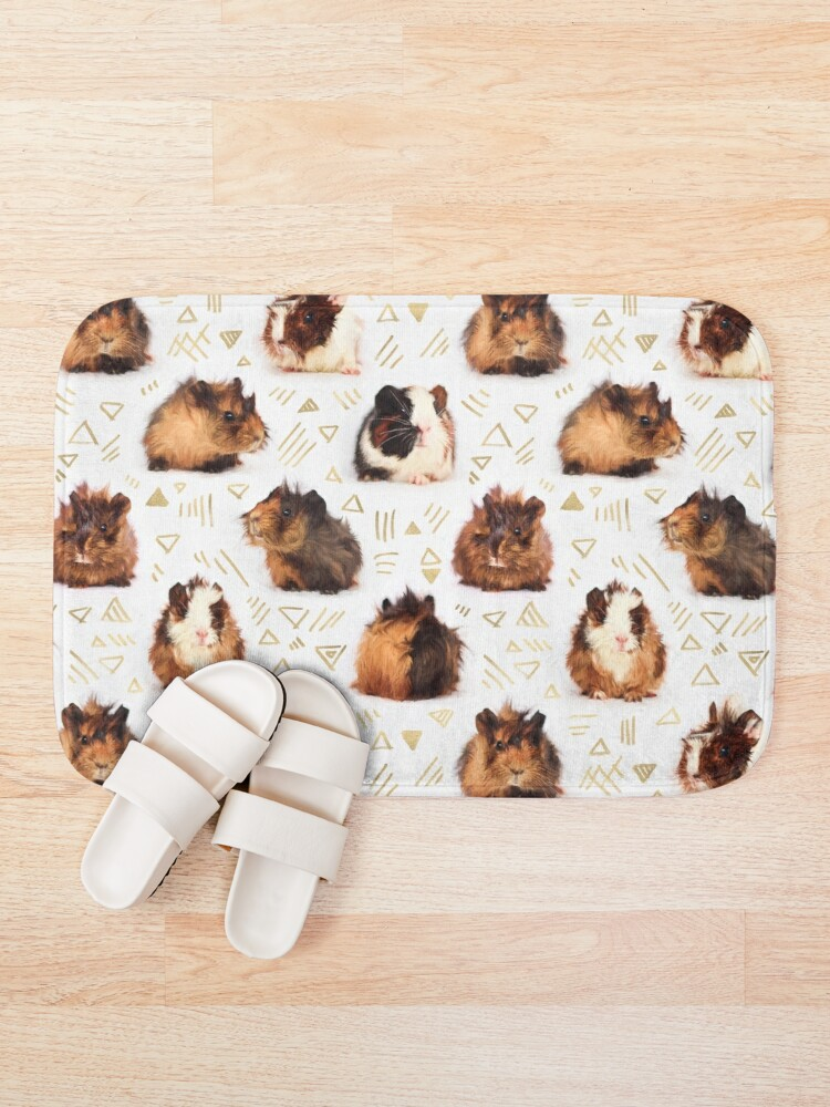 Alternate view of The Essential Guinea Pig Bath Mat