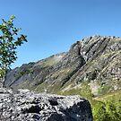 Glencoe Aonach Eagach by Stephen Eccles