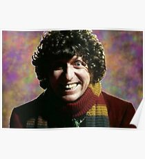 Fourth Doctor Poster