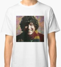 Fourth Doctor Classic T-Shirt