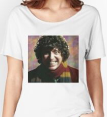 Fourth Doctor Women's Relaxed Fit T-Shirt