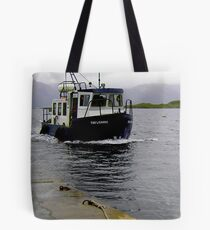 Lismore Ferry at Port Appin Tote Bag