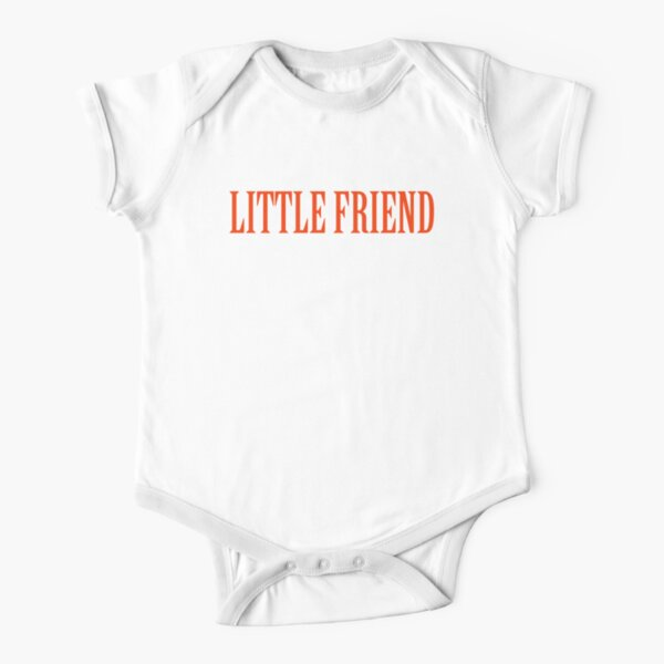 Little Friend Short Sleeve Baby One-Piece