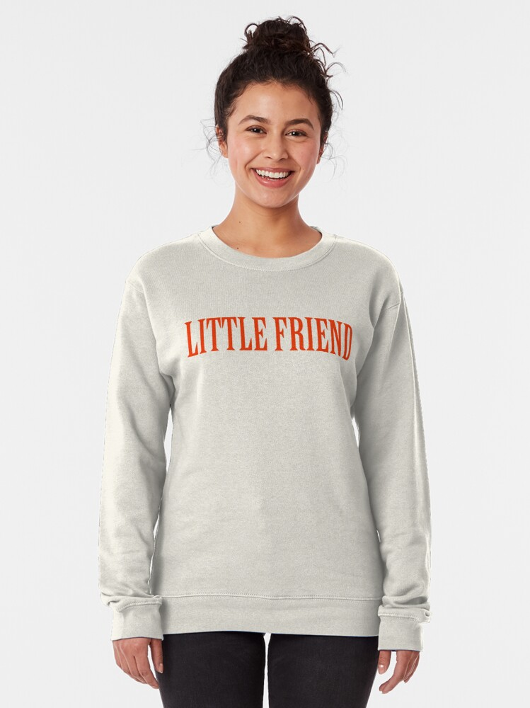 Alternate view of Little Friend Pullover Sweatshirt
