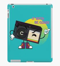 It beta be good! iPad Case/Skin
