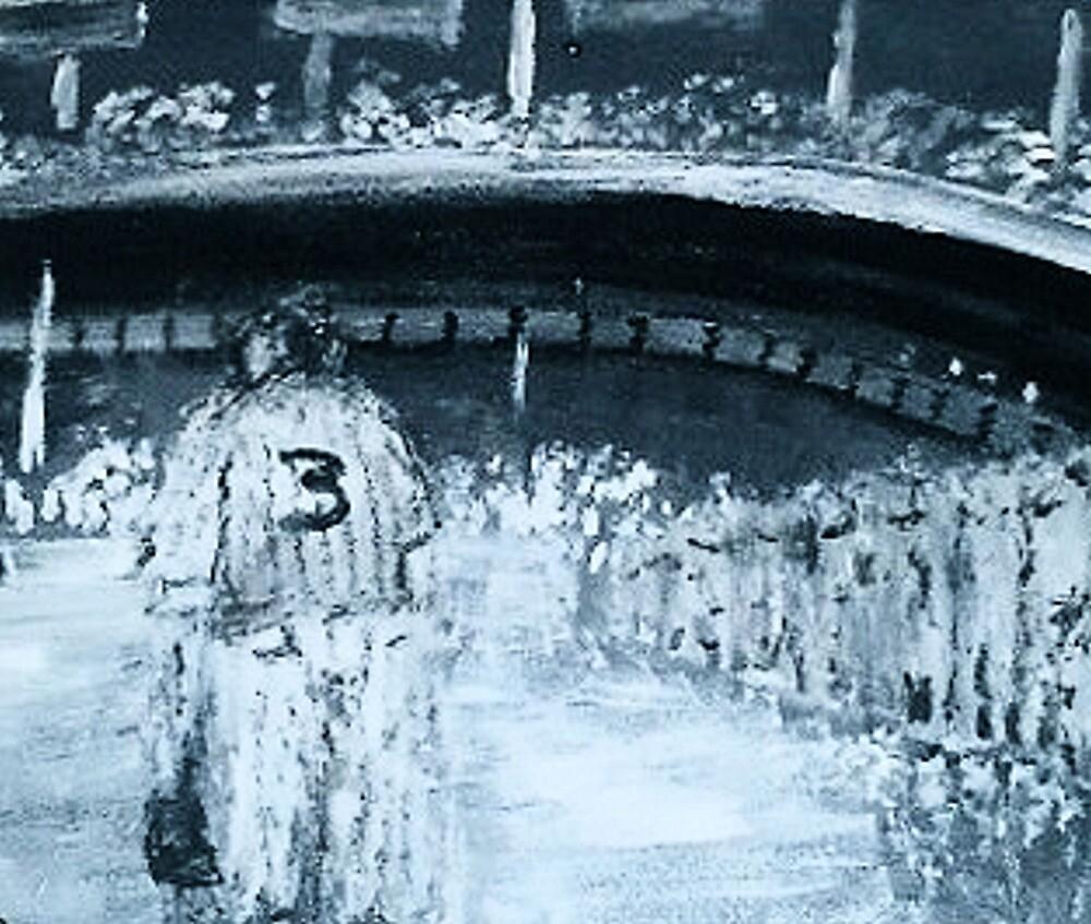 YANKEE STADIUM 1948 by JASON JENKINS