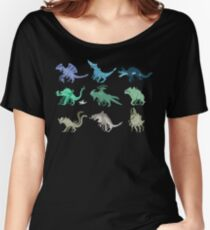 Kaiju Women's Relaxed Fit T-Shirt