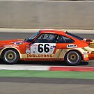 Porsche 911 RSR 3.0 Litre by Willie Jackson