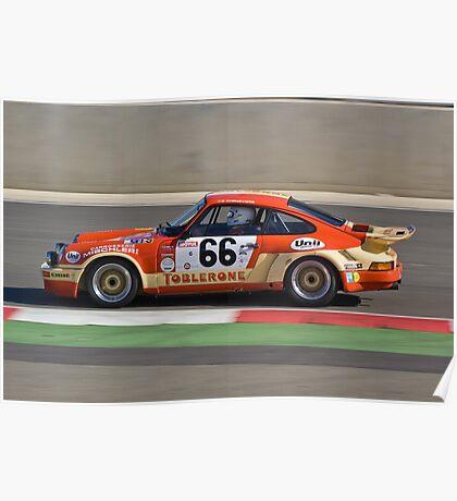 Porsche 911 RSR 3.0 Litre Poster