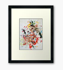 Kitchen Sink Framed Print