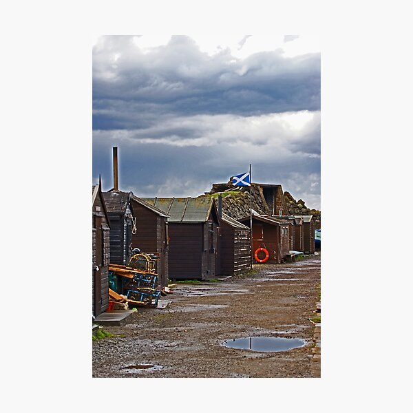 The Fishermans Rest Photographic Print