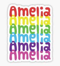Amelia Sticker
