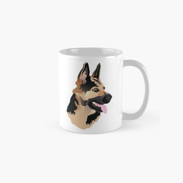 German Shepherd Classic Mug