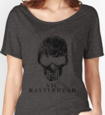Vic Rattlehead - Megadeth Women's Relaxed Fit T-Shirt