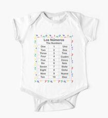 Los Numeros Kids Clothes
