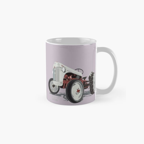 Old Redbelly, Ford8N – north America's best selling tractor Classic Mug