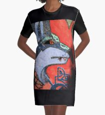 WOLF GRAFITTI T-Shirt Kleid