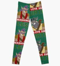 We love smashing Turles! Leggings