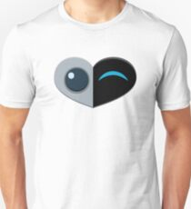 Wall E Love Story Unisex T-Shirt