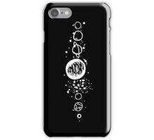 Cute Galaxy - White iPhone Case/Skin