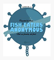 Fish Eaters Anonymous Photographic Print