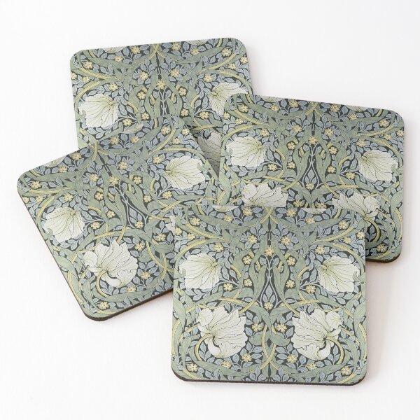William Morris - Pimpernel   Design Coasters (Set of 4)