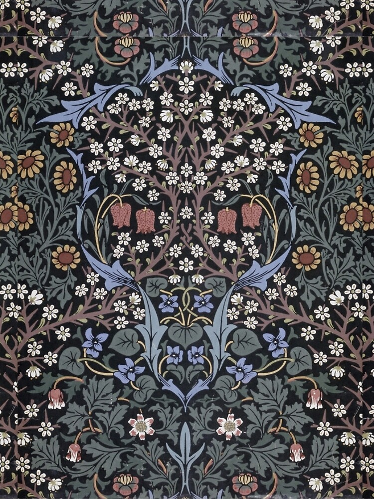 William Morris - Blackthorn  by vakashop