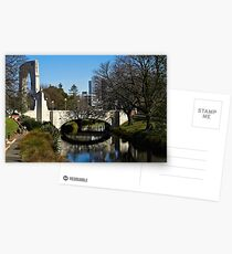Reflections on Christchurch Postcards
