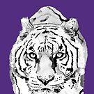 Tiger Purple by christinahewson