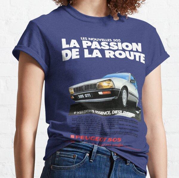 PEUGEOT 505 T-shirt classique