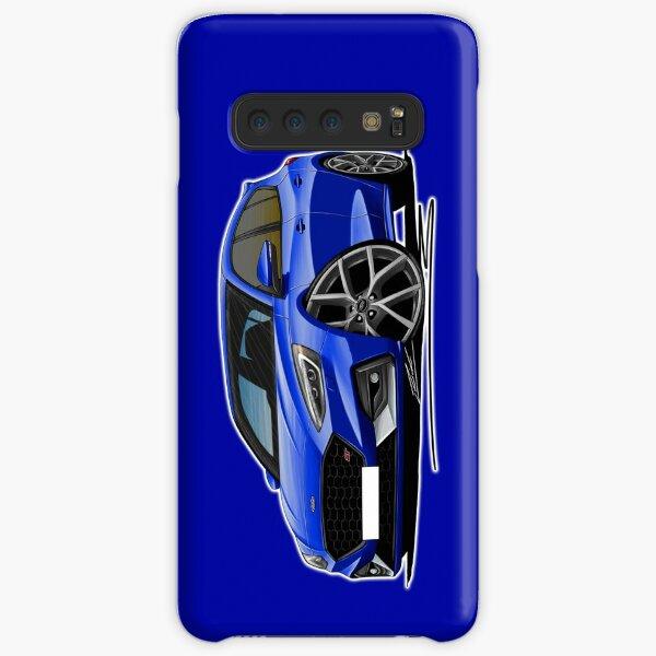 Ford Focus (Mk4) ST Blue  Samsung Galaxy Snap Case