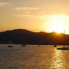 Marmaris at Sunset by inglesina