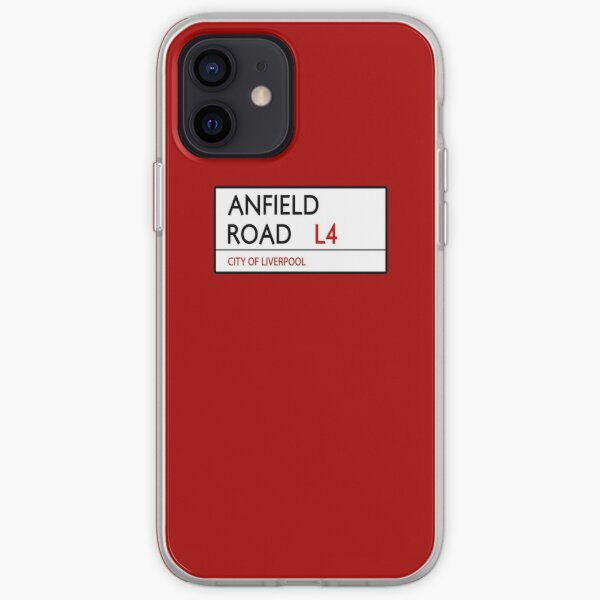 Anfield Road Coque souple iPhone