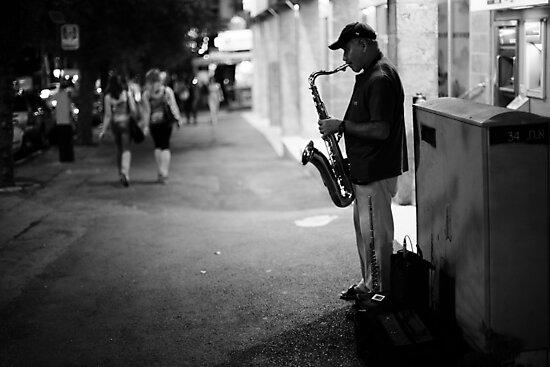 music@night by Victor Bezrukov
