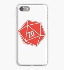 Polyhedra Die iPhone Case/Skin