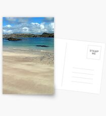 View from Handa Island to Tarbet Postcards