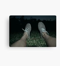 Typical Hipster Canvas Print