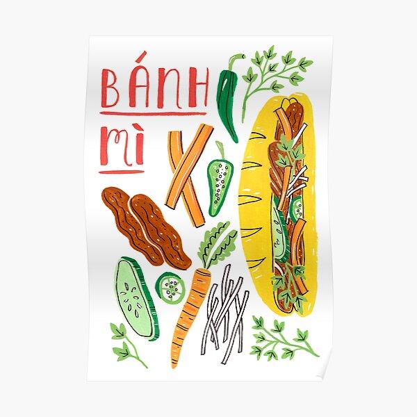 Banh Mi Poster