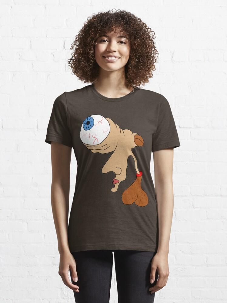 Alternate view of Ball figure Essential T-Shirt