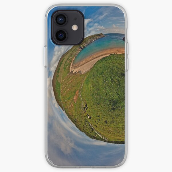 Silver Strand Beach, Malin Beg, South Donegal iPhone Soft Case