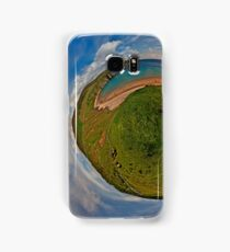 Silver Strand Beach, Malin Beg, South Donegal Samsung Galaxy Case/Skin