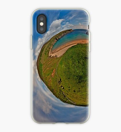 Silver Strand Beach, Malin Beg, South Donegal iPhone Case